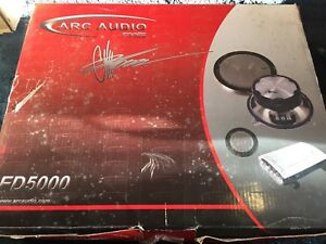 Arc Audio by Foose Component set Brand New