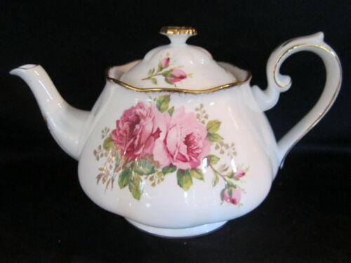 Royal Albert - AMERICAN BEAUTY - Teapot