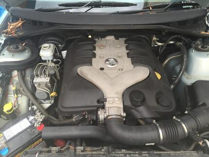 HOLDEN COMMODORE VZ CALAIS SV6 5 SPEED AUTO GEARBOX TRANSMISSION Kingswood 2747 Penrith Area Preview