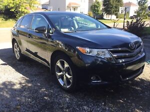 """Toyota Venza 2014 LE V6 CUIR MAGS 20"""" traction avant"""