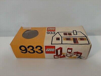 Vintage 1970's Lego Windows & Doors 933 - 100% Complete