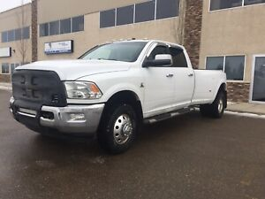 2011 Dodge 3500 Laramie 4x4 dually amazing condition!