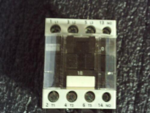 IEC Magnetic Contactors, Dayton, 6EAV6, (MG)