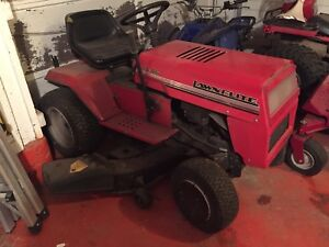 Lawn Elite Riding Tractor