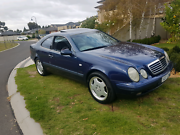 Mercedes clk230 auto coupe Williamstown North Hobsons Bay Area Preview