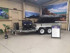 EAGLE MOTOR BIKE/QUAD CAMPER (SCOUT) ONE ONLY!!!! Para Hills West Salisbury Area Preview