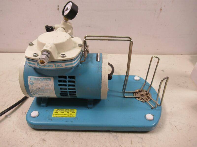 Schuco-Vac 5711-130 Medical Aspirator Suction Vacuum Pump