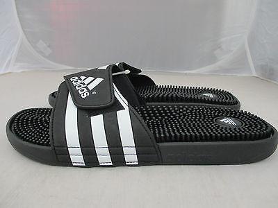 huge selection of 702c3 1198e adidas Adissage Slides Sandals Mens UK 11 US 11 EUR 46