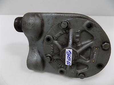 Tuthill Hydraulic Circulation Gear Pump 3c1fn-c