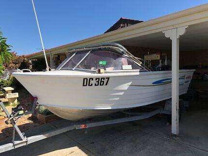 455 aluminium boat Seville Grove Armadale Area Preview