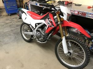 Honda 250L Street/Dirt bike