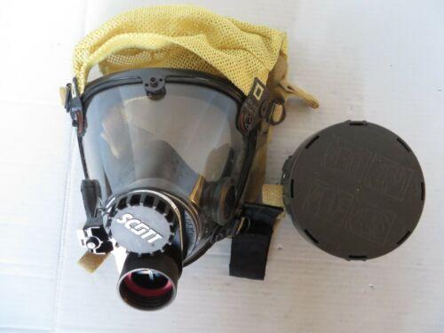 Scott AV-2000 Kevlarheadnet Mask Size medium and new sealed 40MM Filter