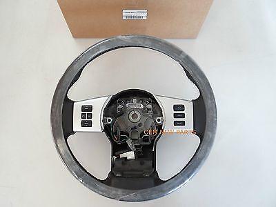 Nissan Leather Steering Wheel Controls Xterra Pathfinder Frontier 48430-ZL91C