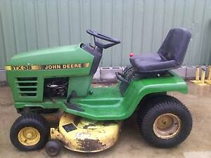 John Deere STX38 Ride On Lawnmower Inverell Inverell Area Preview