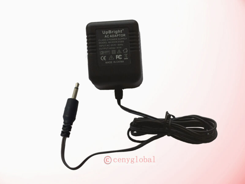 9V AC/AC Adapter For Alesis Microverb Midiverb II 2 III 3 Power Supply Charger