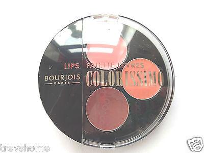 Bourjois Lips Palette Colorissimo (04) Nudes Dandy