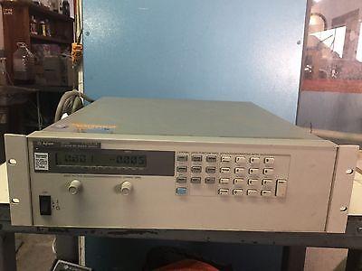 Agilent 6653a Power Supply 35v 15a Tektronix Calibrated