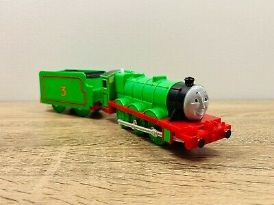 Henry - Thomas the Tank Engine & Friends Trackmaster Motorised Trains TOMY