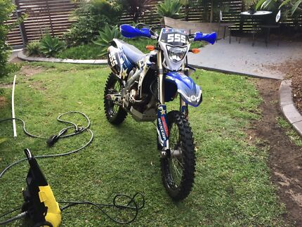 2013 Yamaha WR450F Toukley Wyong Area Preview