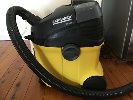 Karcher vacuum cleaner and spray extraction SE 5.100