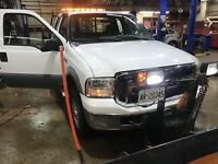 2005 FORD F250 XLT SUPERDUTY 4X4 W/ PLOW BUILT FOR YOUR BUSINESS London Ontario Preview
