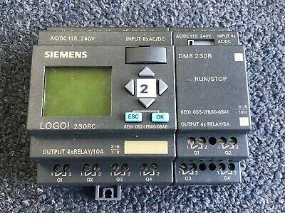 Siemens Logo 230rcdm8 230r 30 Days Mb