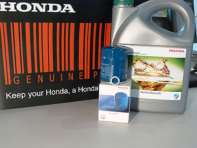 HONDA HYBRID INSIGHTJAZZCIVICCRZ ALL HYBRID MODELS ONLY BASIC SERVICE KIT