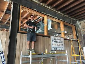 Artisan carpentry.    Carpenter.   Joiner.   Construction .   Design. Tarragindi Brisbane South West Preview