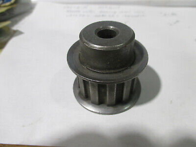 12l75 X .375 Bore L Style Timing Belt Pulley