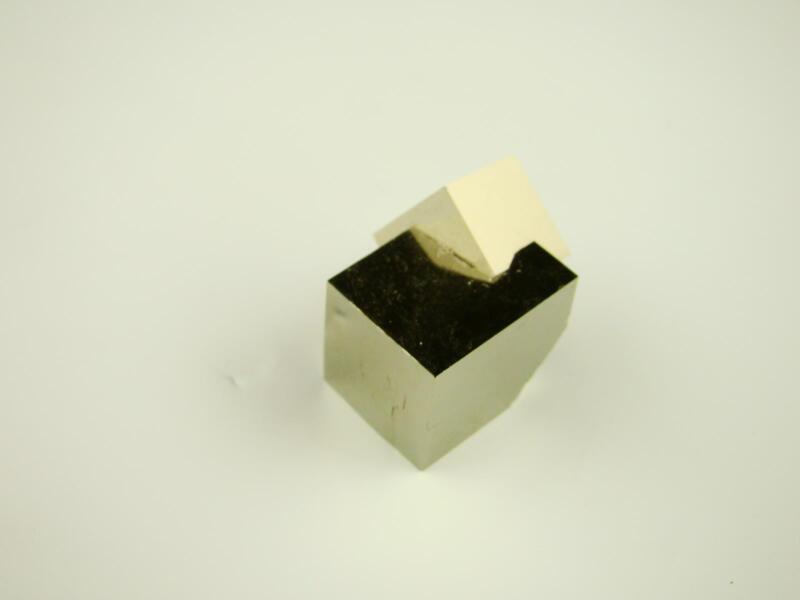 Navajun Spain Mine - Pyrite Cube Crystal With Display Case-#PC5