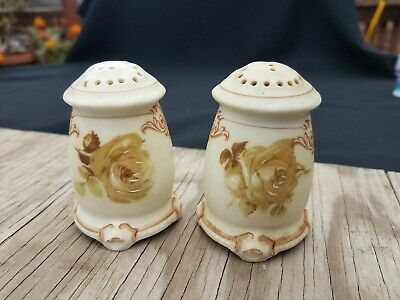Coffee Pot Salt and Pepper Shakers Vintage 1980/'s