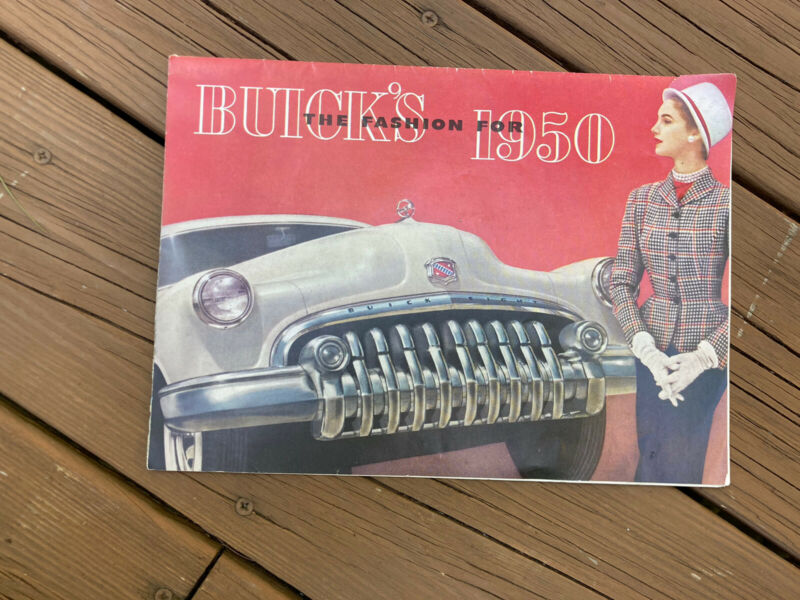 THE FASHION FOR BUICK