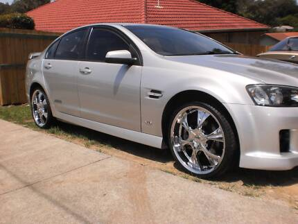 holden ve ss commodore