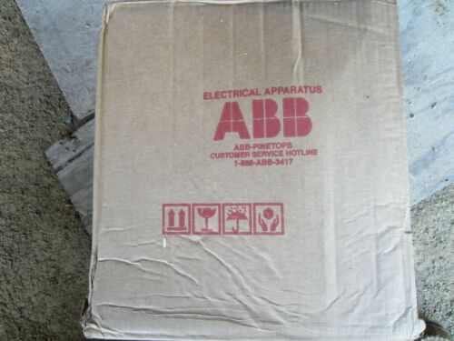 New ABB KOR-75 1000:5 E-7524A11G17 Current Transformer