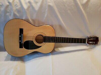 Acoustic 6 String Guitar (not full size)