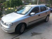Holden TS Astra 1.8Lt Auto Fully Optioned Immaculate Hatchback Banksia Park Tea Tree Gully Area Preview