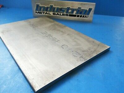 38 X 6 X 12-long 304 L Stainless Steel Flat Bar --304 Stainless .375 X 6