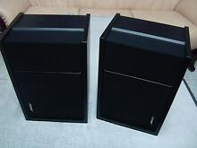 Bose  201series III +1 Av centre speakers -Close to mint cond Brisbane City Brisbane North West Preview