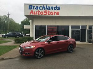 2014 Ford Fusion 2014 Ford Fusion - 4dr Sdn SE FWD