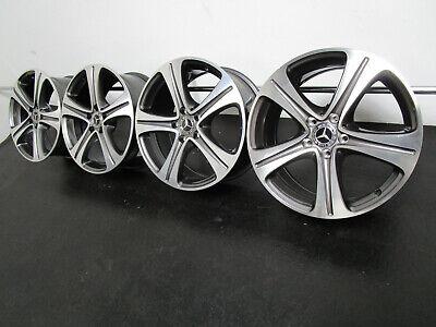 Original Mercedes Benz E-Klasse W213 S213 Alufelgen Felgen A2134011400 Neu Q893
