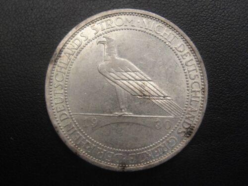 1930 A German 3 Mark * Weimar Republic *