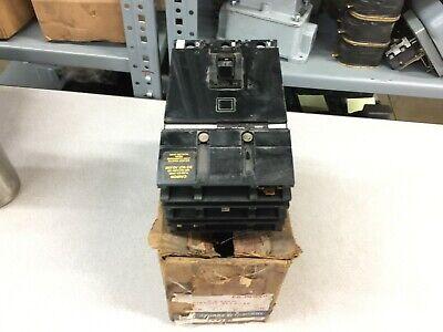 New In Box Square D 30amp 3pole 600vac I-line Circuit Breaker Fa34030