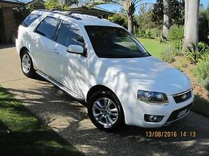 2011 Ford Territory Limited Edition - loaded,  Immaculate, low KM Upper Kedron Brisbane North West Preview