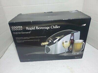 Cooper Cooler Rapid Beverage Chilling Appliance HC01 New