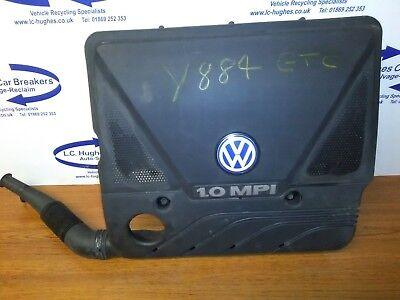 2001 VW LUPO MK1 AIR FILTER BOX + AIR INTAKE TUBE