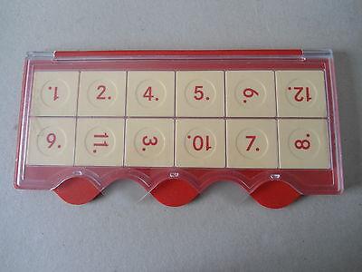 XXXX mini Lük , 12 er Kasten - rot , b ,