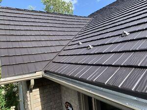 Experienced Steel roofers
