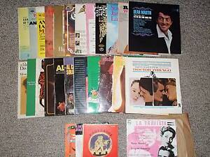 32 Vinyl records Sandy Point Bankstown Area Preview