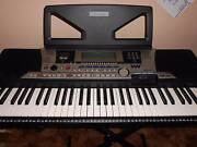 YAMAHA PSR-550 MIDI KEYBOARD Baxter Mornington Peninsula Preview