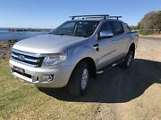 2015 Ford Ranger XLT PX Auto 4x4 Double Cab Russell Vale Wollongong Area Preview